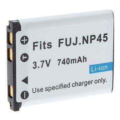 Bateria Np-45 P/ Camera Digital Fujifilm Finepix J250 Jx200