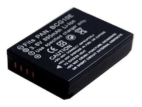 Bateria Bcg10 Bcg10e P/ Panasonic Lumix Dmc-zs5 Zx1 Tz6 Tz7