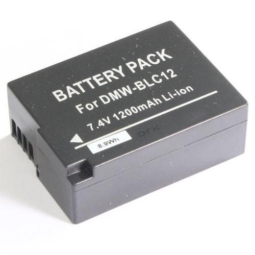 Bateria Dmw-blc12 para Câmera Digital Panasonic Lumix  - ENERGIA DIGITAL