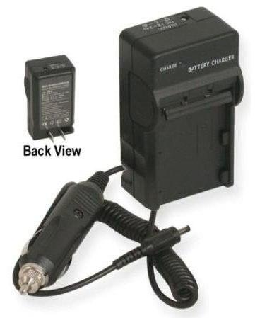 Carregador De Bateria Dmw-bck7 Câmera Panasonic Lumix Dmc-fs