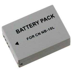 Bateria Nb-10l P/ Canon Eos G1x G15 Sx50 Sx40 Hs Camera