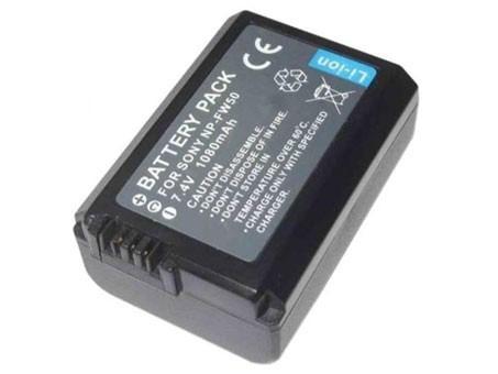Bateria Np-fw50 Para Sony Nex-7 Nex-6 Nex-5n Nex-3n A3000 A5000  - ENERGIA DIGITAL