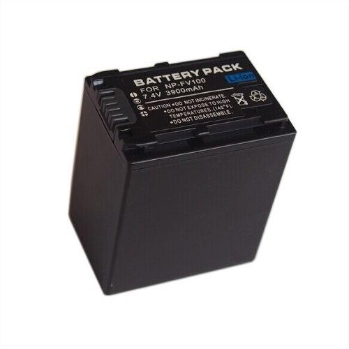 Bateria Para Sony Np-fv100 Pj50e Pj30e Pj10e Vg20e Vg10e Cx700e