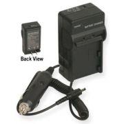 Carregador de Bateria Np-fw50 Sony Slt-a55 Slt-a37 Slt-a33 Fw50