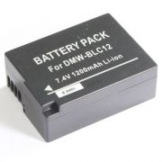 Bateria Dmw-blc12 para Câmera Digital Panasonic Lumix