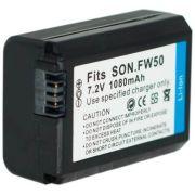 Bateria Np-fw50 Para Sony Nex-7 Nex-6 Nex-5n Nex-3n A3000 A5000
