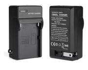 Carregador De Bateria Np-f960 Para Iluminador Yn-160