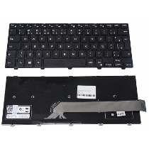 Teclado Notebook Dell Inspirion I14-3442-b10 Padrão Br Com Ç