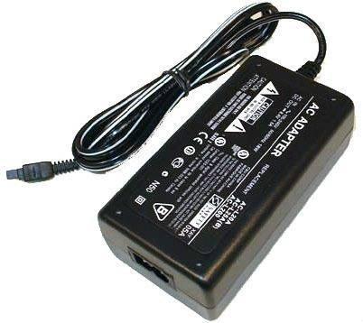 Fonte Externa P/ Sony Handycam Ac-l25 / Ac-l25a / Ac-l200  - ENERGIA DIGITAL