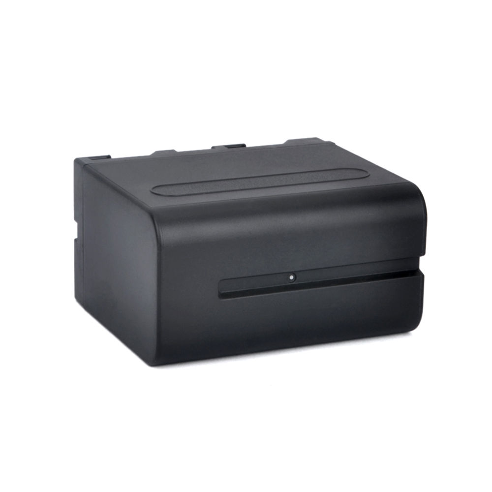 Bateria 6000mah np-f970 Para Iluminador Led Cn 160 126  - ENERGIA DIGITAL