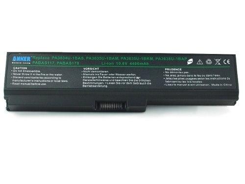 Bateria P/ Toshiba Satellite C655d L655d L730 L755 10.8v 48w
