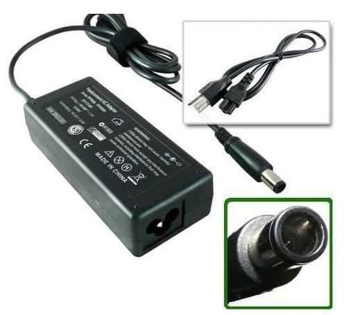 Fonte Ac Adapter 65w For Hp 463958-001 Dv5-1000us Laptop