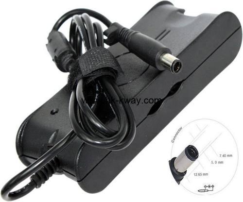 Fonte Carregador para Dell Inspiron 14r 15r N4110 N5110 Pa-12 65w  - ENERGIA DIGITAL