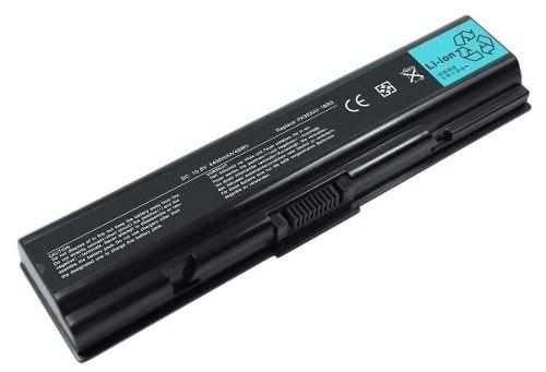 Bateria P/ Toshiba Satellite A200 A205 A210 A215 A300 A305  - ENERGIA DIGITAL
