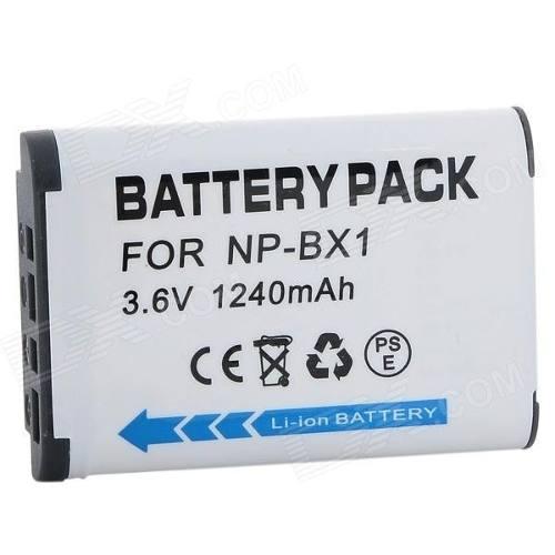 Bateria Np-bx1 Bx1 Para Câmera Sony Cyber-shot Dsc-h400 Hx400v