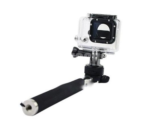 Bastão Retratil Monopé Monopod Para Câmera Digital Casio  - ENERGIA DIGITAL