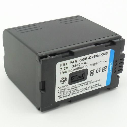 Bateria Cgr-d320 P/ Panasonic Cgr-d14s  Cgr-d16  Cgr-d16a/1b