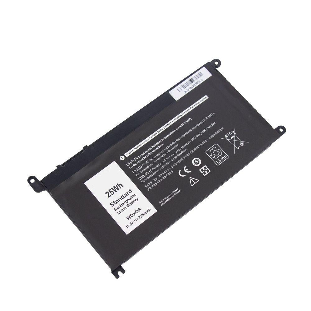 Bateria P/ Dell Inspiron 13 5378 2-in-1 11,4v Wdx0r Wdxor
