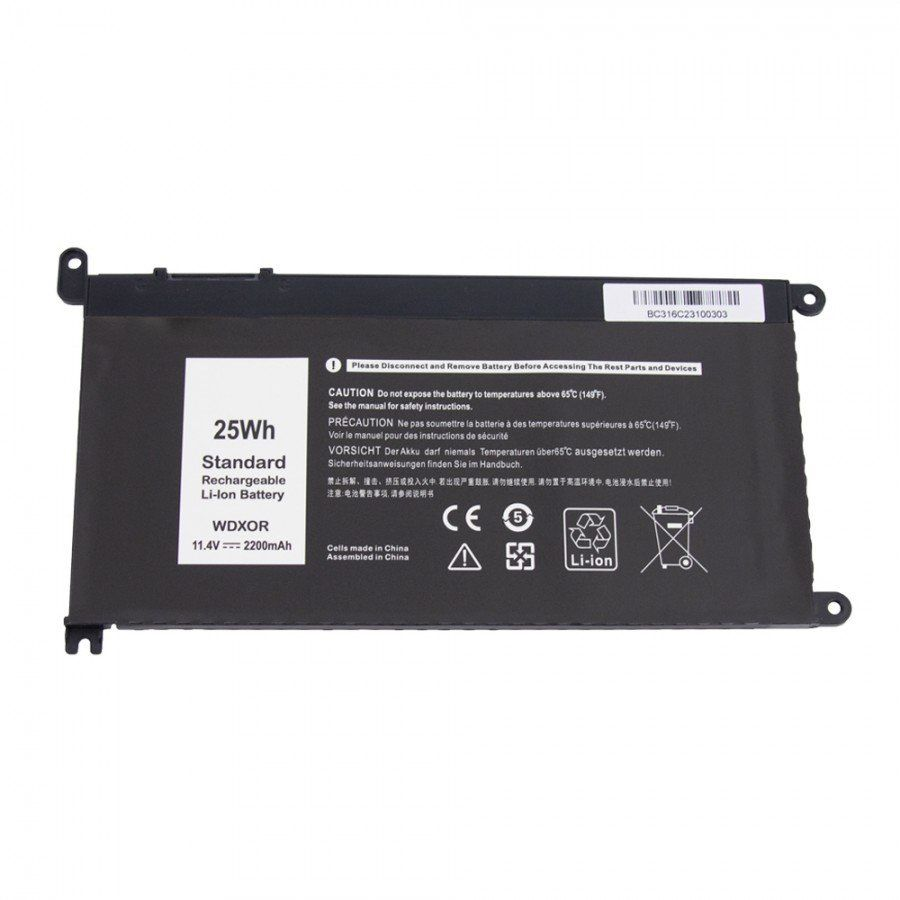 Bateria Para Notebook Dell Inspiron 14-7460 5567 5568 5570