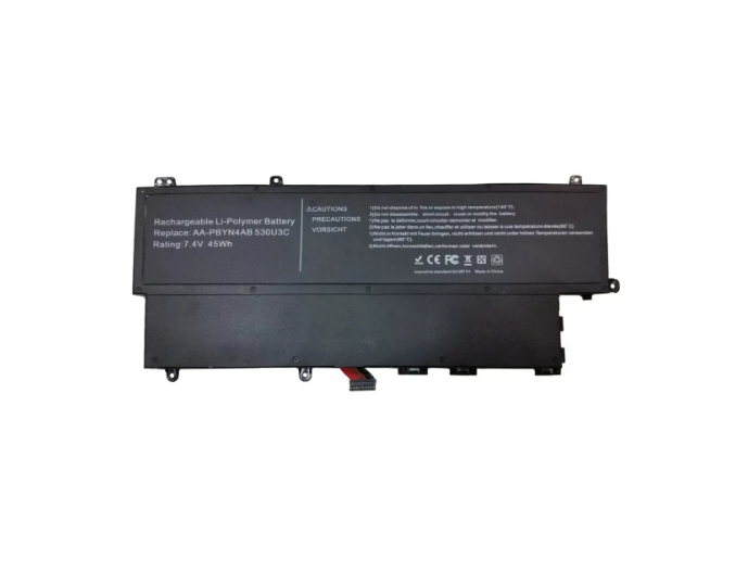 Bateria Para Ultrabook Samsung Np530u3c-ad1br 2012 7,4v Nova  - ENERGIA DIGITAL