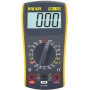 Multimetro Digital Hikari HM-1100 Ac/Dc Resistencia Diodo