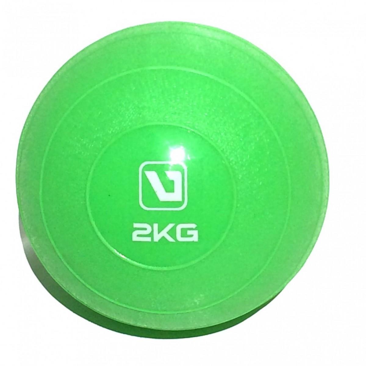 Soft Ball para Exercícios - 2 Kg - Loja Portal
