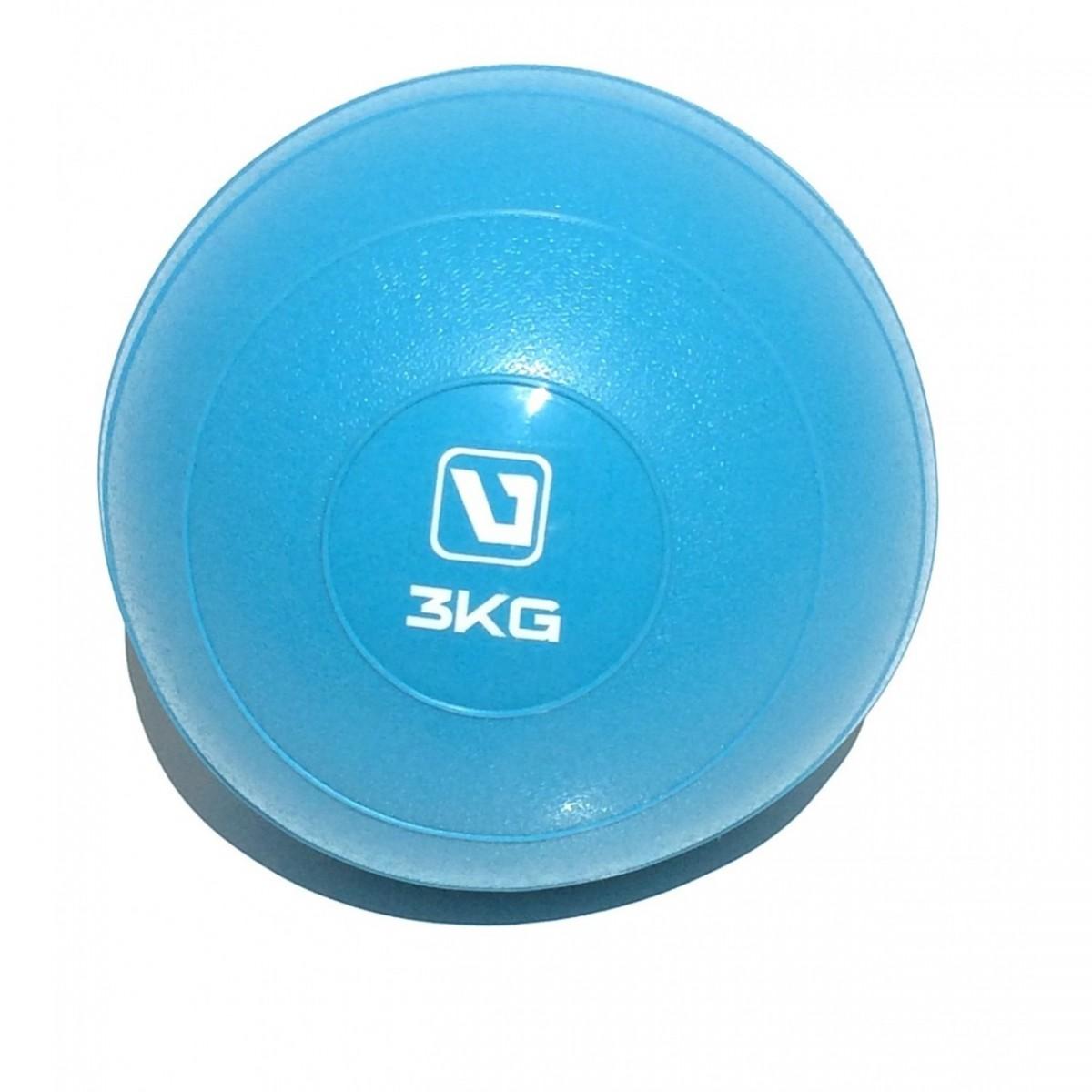 Soft Ball para Exercícios - 3 Kg - Loja Portal