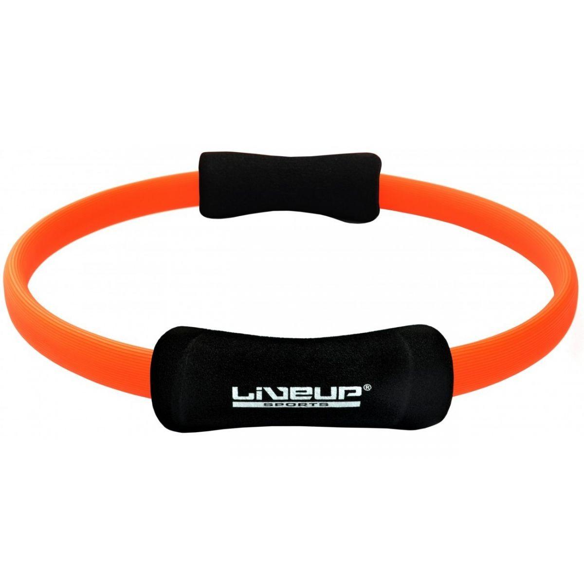 Anel de Pilates - Laranja - LiveUp - Loja Portal