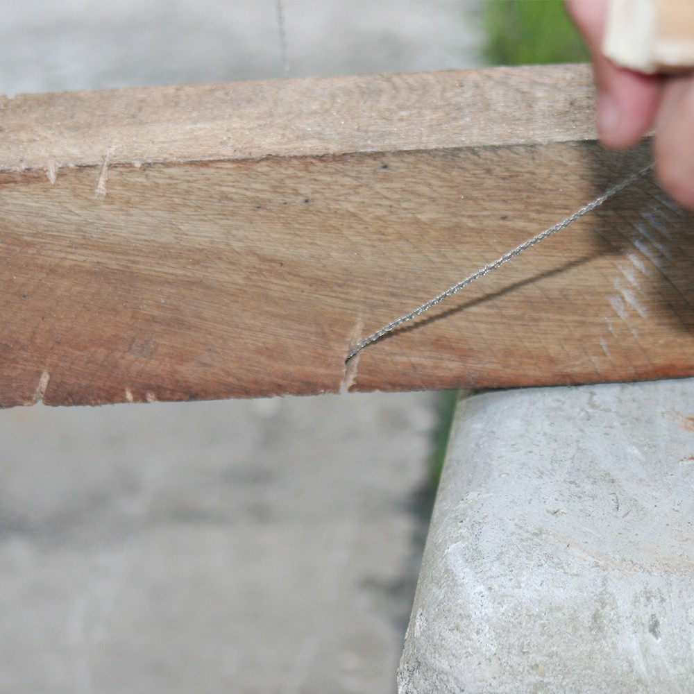 Serrucho - Serrote Flexível Aço Inox 71cm - Nautika - Loja Portal
