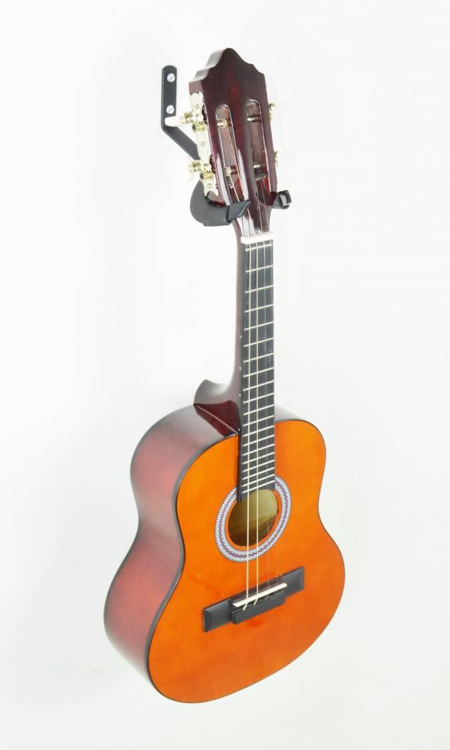 Kit com 03 Suportes de Parede para Violão, Guitarra, Baixo ou Cavaquinho - Ask - Loja Portal