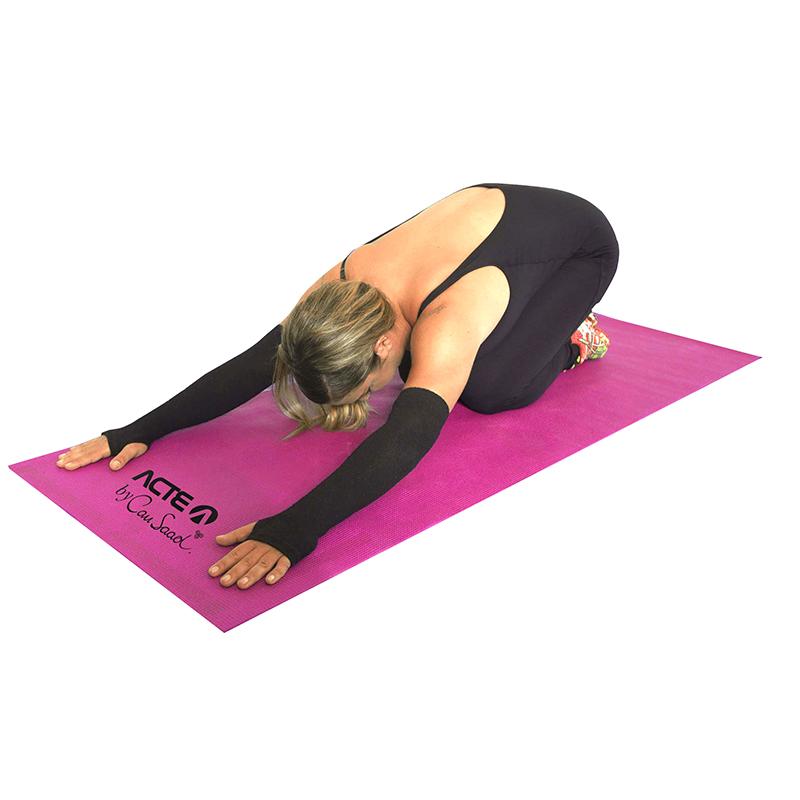 Tapete para Yoga Mat By Cau Saad - Acte Sports - Loja Portal