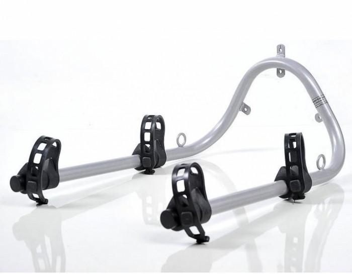 Suporte de Parede Horizontal para 02 Bicicletas com Abraçadeiras - Altmayer - Loja Portal