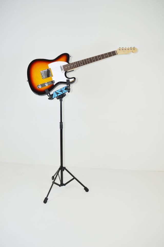 Pedestal para Guitarra ou Violão com Regulagem de Altura EGV - Ask - Loja Portal