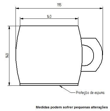 Caneca De Madeira Para Chopp 1000 ML - Loja Portal