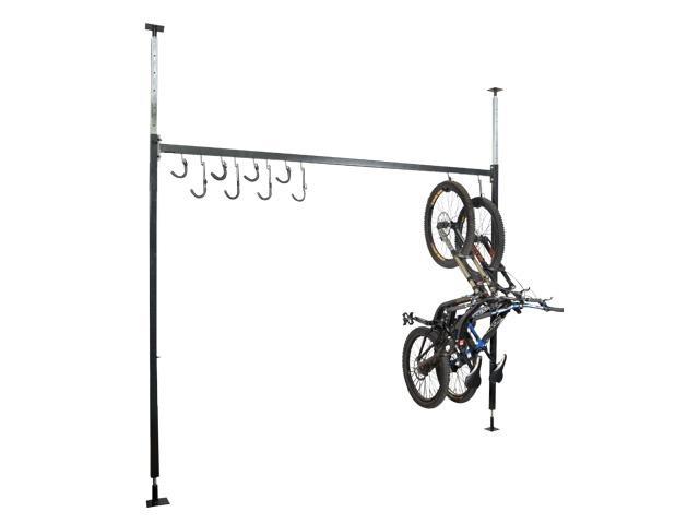 Bicicletário de Correr com Pilar 2m - Altmayer - PROMOÇÃO - Loja Portal