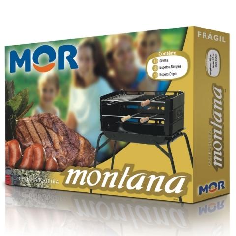 Churrasqueira Montana - Mor - Loja Portal
