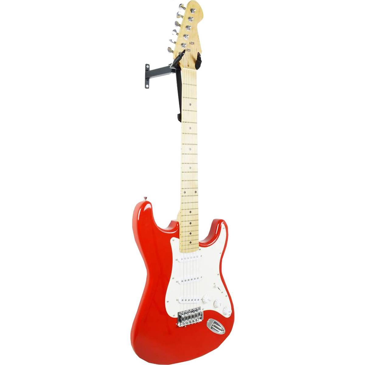 Kit com 03 Suportes de Parede para Violão, Guitarra ou Baixo com Apoio Articulado - Ask - Loja Portal