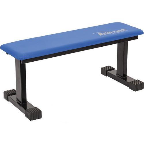 Banco Fixo para Musculação - Polimet - Loja Portal