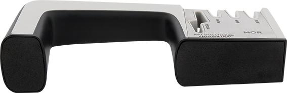 Afiador de Facas e Tesouras 23cmX8,5cm - Mor - Loja Portal
