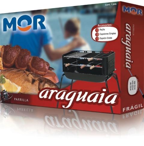 Churrasqueira Araguaia - Mor - Loja Portal
