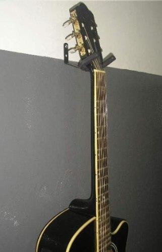 Kit Com 02 Suportes De Parede Para Violão, Guitarra, Baixo - Loja Portal