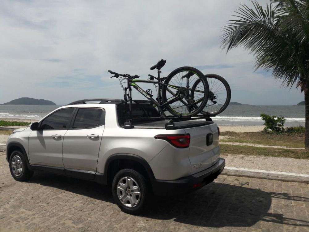 Transbike Canaleta MTB com Blocagem na Roda Dianteira - Altmayer - Loja Portal
