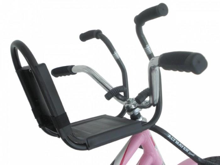 Cadeirinha para Bicicleta Barra Circular - Altmayer - Loja Portal
