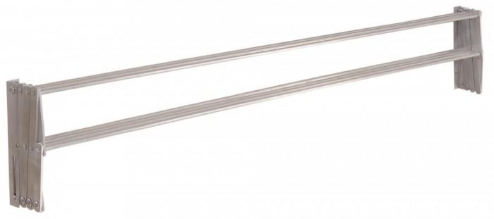 Varal Sanfonado 80cm Alumínio - Mor - Loja Portal