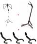 Conjunto Profissional de Acessórios para Instrumentos Musicais - Loja Portal