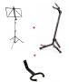 Conjunto Intermediário de Acessórios para Instrumentos Musicais - Loja Portal