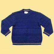 Sweater Trabalhado
