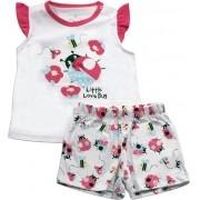 62.102 - Conjunto Pijama Silk Joaninha