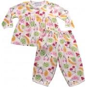 62.107 - Conjunto Pijama Silk Frutas