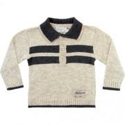 81.182 - Camisa Polo c/ Listras e Ondas